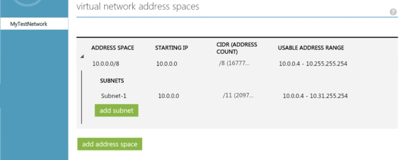 azure_address_spaces