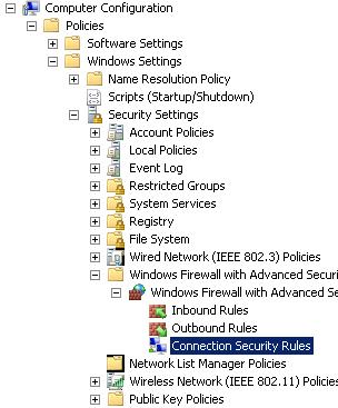 Client connection security