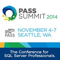 PASS Summit 2014 Homepage