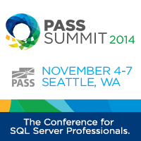 PASS Summit 2014 Homepage