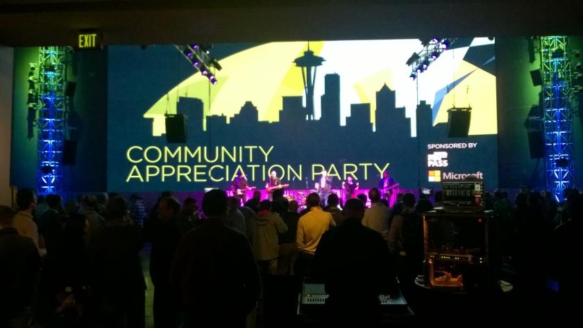 Community Appreciation Party!