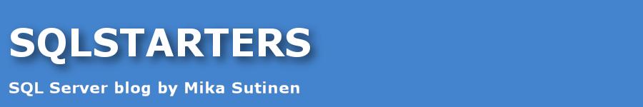 SQLStarters logo